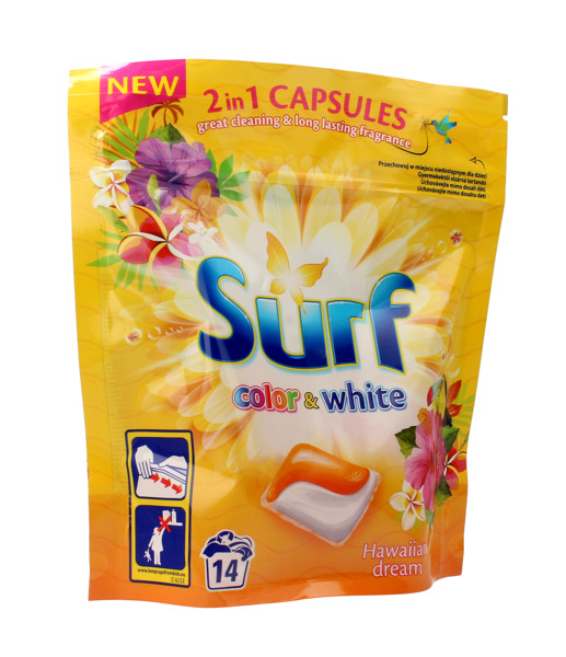 Surf Hawaiian dream kapsule na pranie color & white 14ks/ 14pd