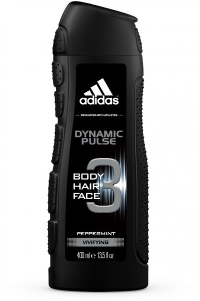 Adidas Men sprchový gél Dynamic Pulse 400ml