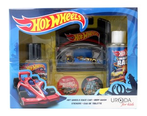 Bi-es kazeta hot wheels winning SG 2v1 150ml + EDT 50ml + autíčko