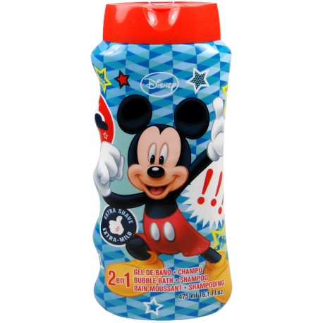 Disney šampón + pena Mickey Mouse 475ml