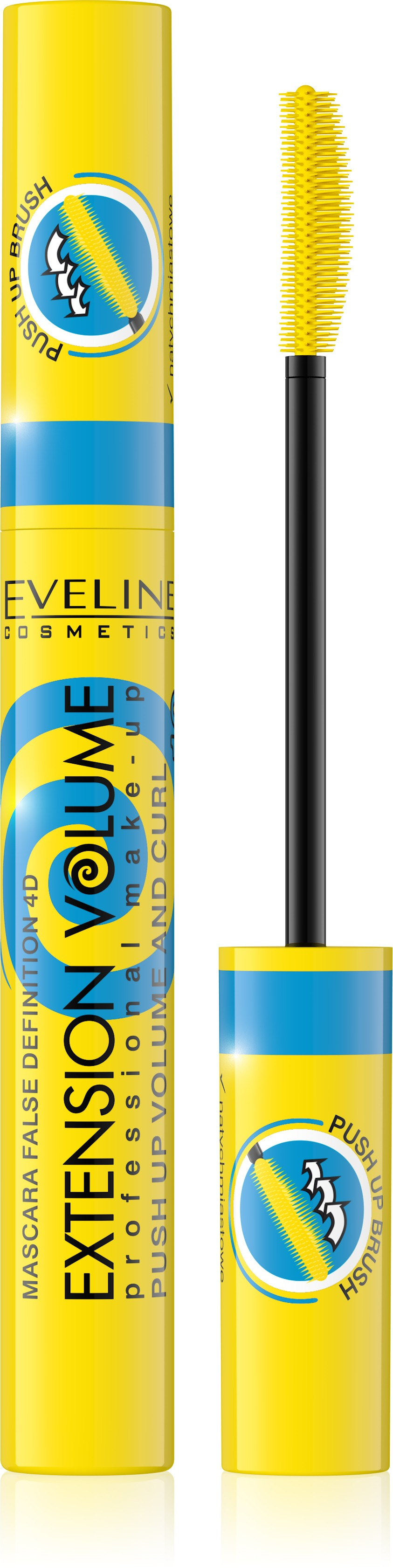 Eveline riasenka extension volume push up 10ml