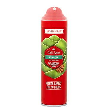 Old spice antiperspirant citrón 150ml