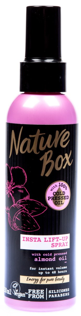 Nature Box výživa na vlasy mandel oil 150ml