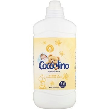 Coccolino aviváž sensitive 1,45l / 58 PD