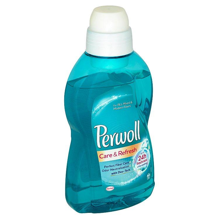 Perwoll gél Care & Refresh 900ml/15PD