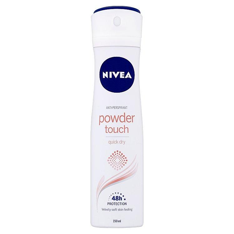 Nivea antiperspirant powder touch 150ml