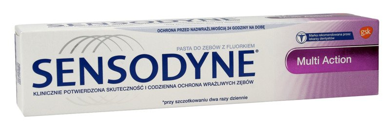 Sensodyne zubná pasta multiaction 100ml