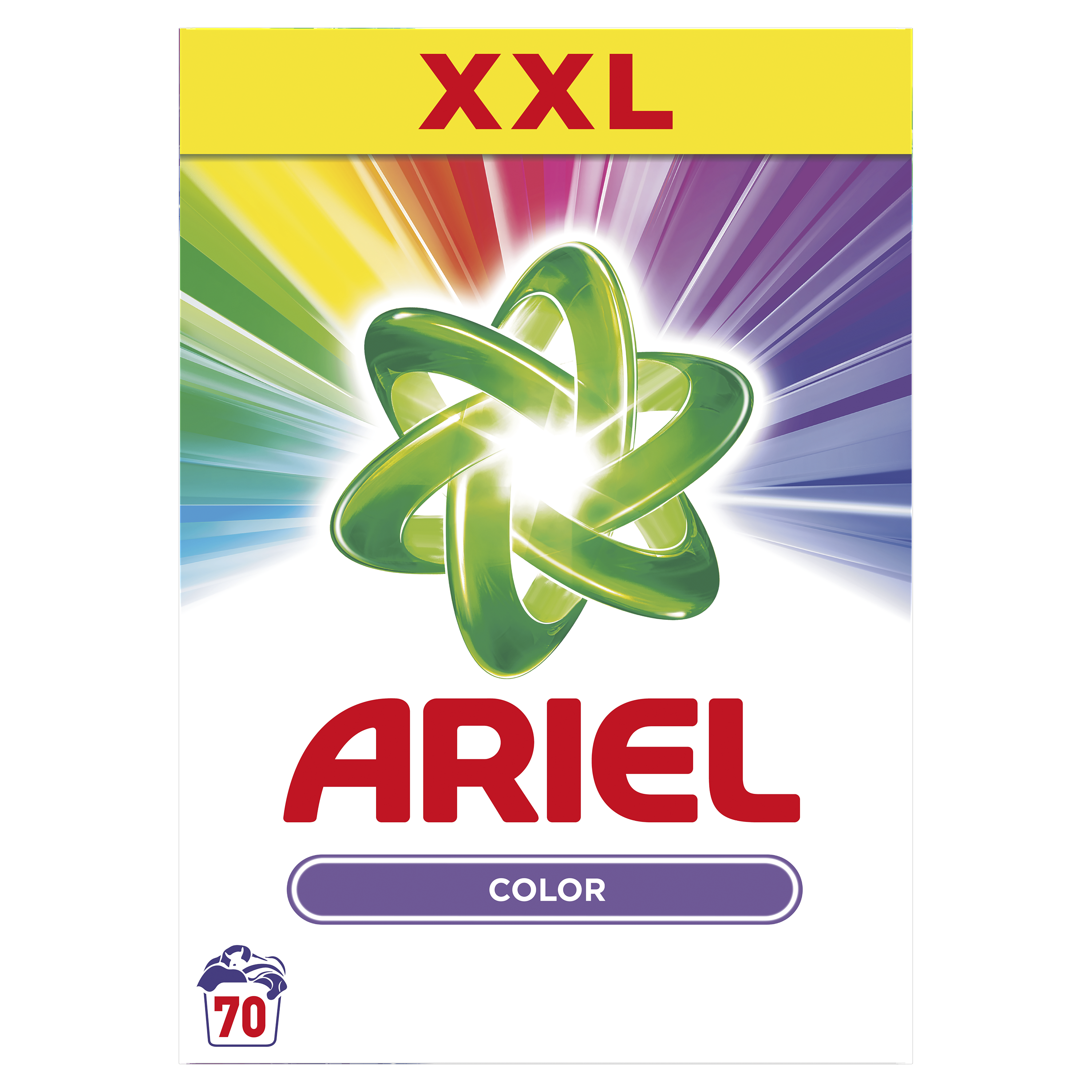 Ariel Color 5,25kg  / 70 pracích dávok