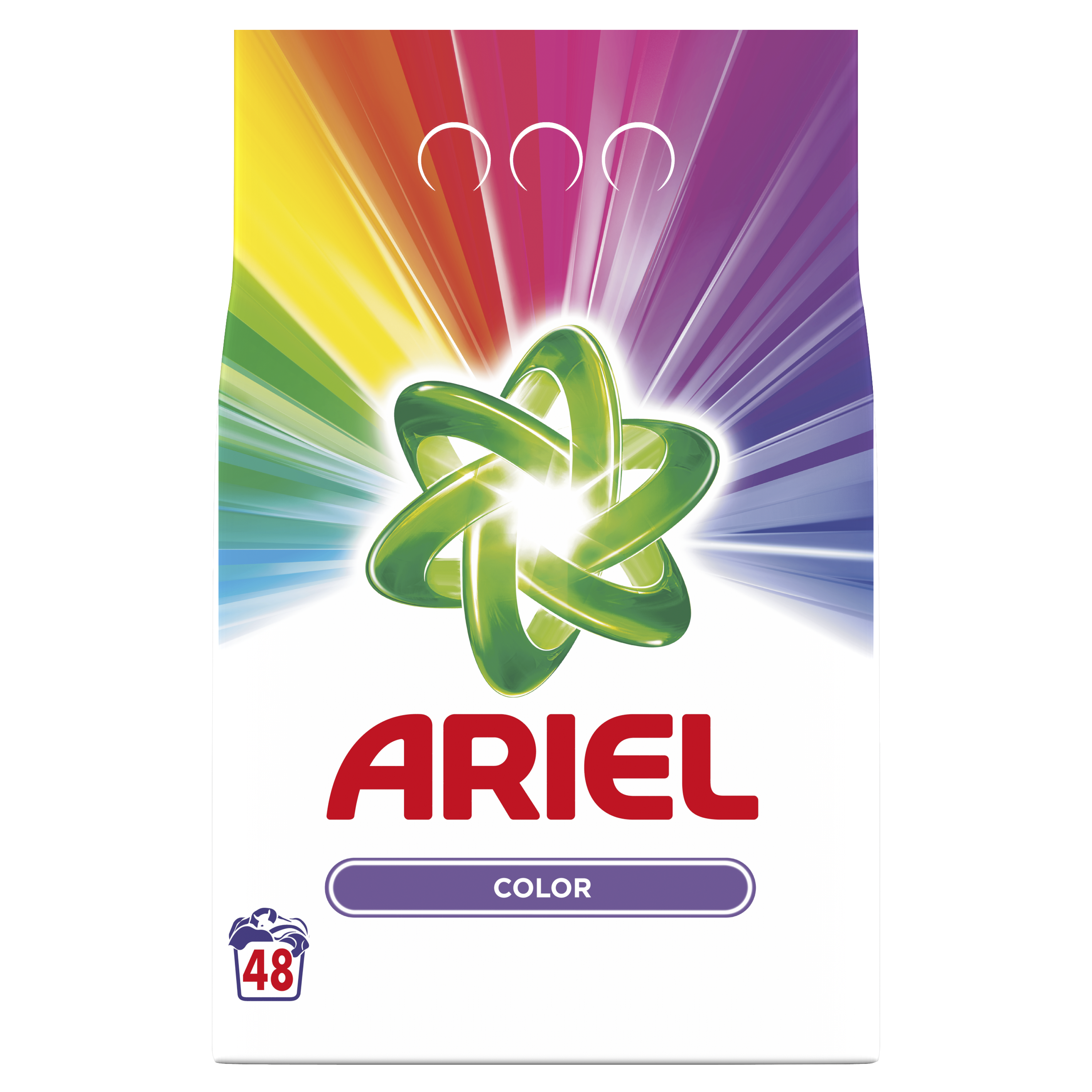 Ariel Color 3,6KG/48PD
