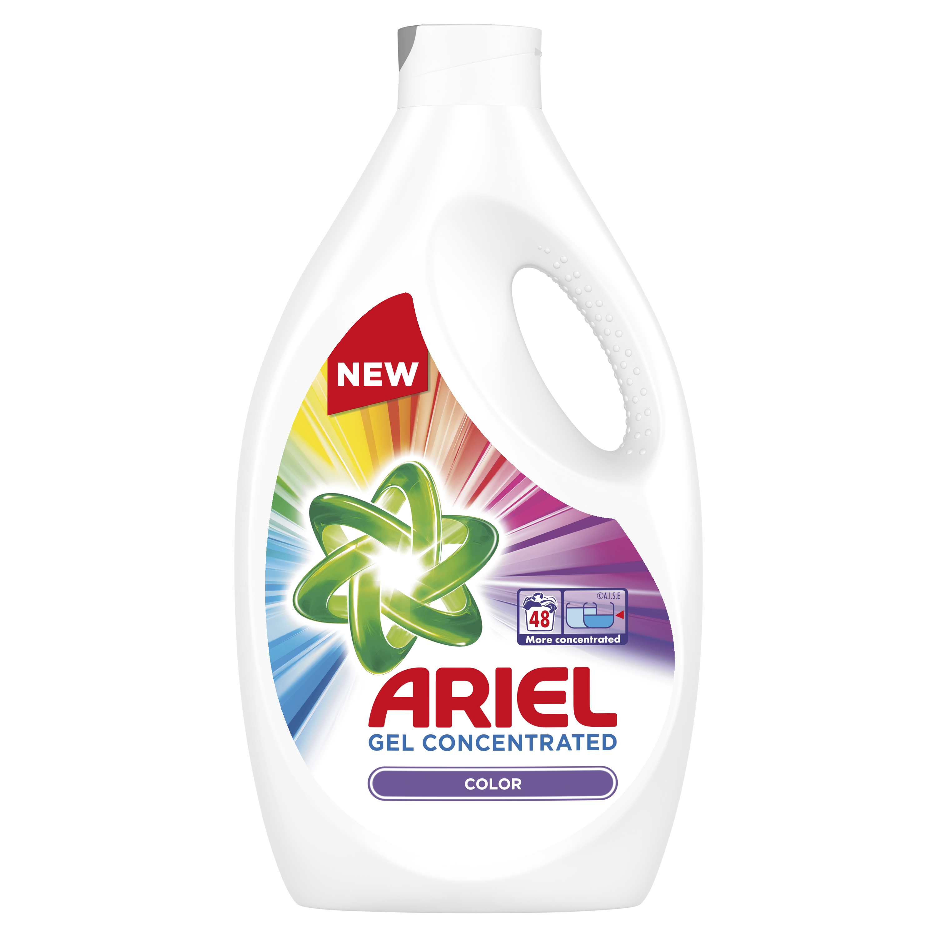 Ariel Color 2,64L / 48PD