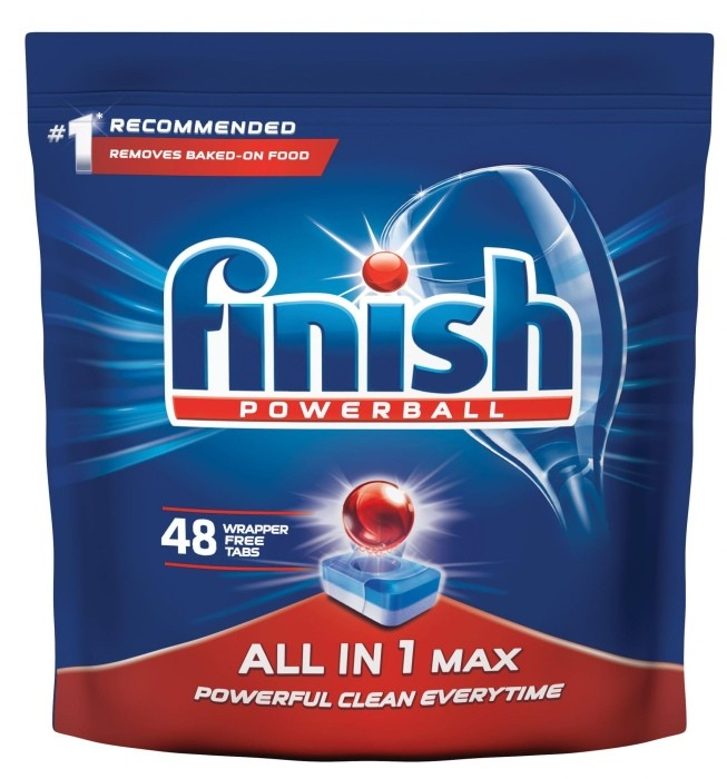 Finish all in one Max 48ks