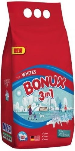 Bonux polar ice fresh 6kg/80PD