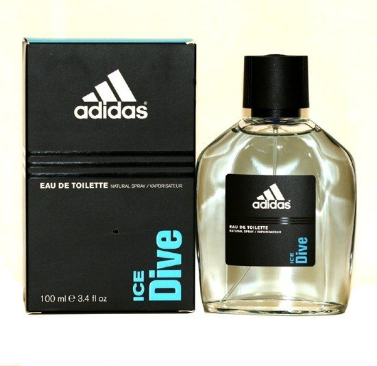 ADIDAS EDT MEN ICE DIVE 100ML