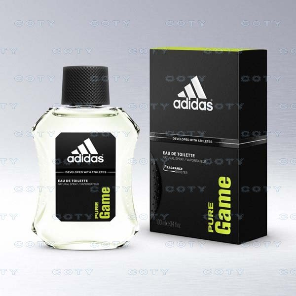ADIDAS EDT MEN PURE GAME 100ML / 542