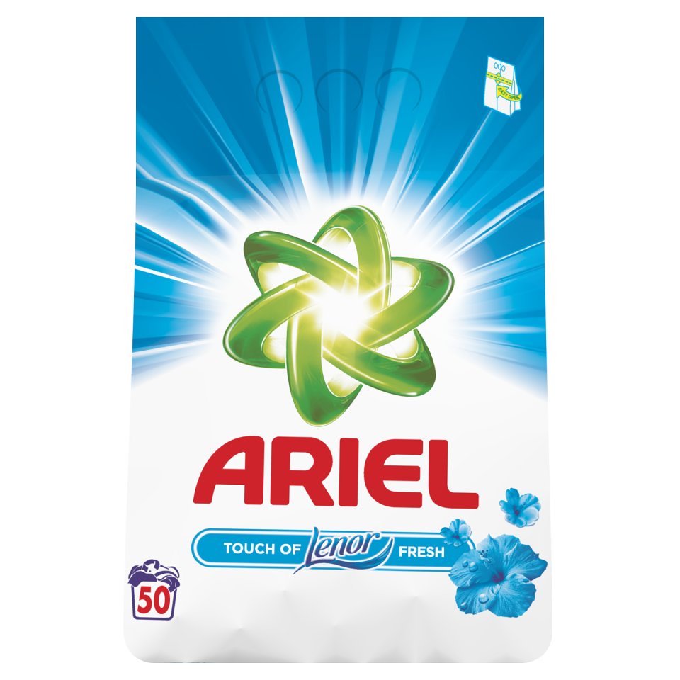 Ariel Touch of Lenor fresh 3,75kg / 50PD
