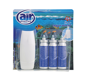 AIR MENLINE HAPPY SPRAY AQUA WORLD 3x15ML / 003