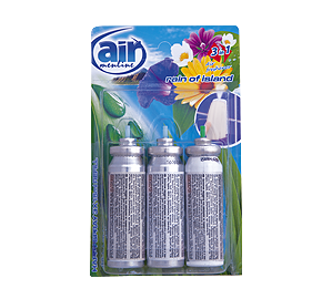 AIR MENLINE HAPPY SPRAY RAIN OF ISLAND 3x15ML NÁHRADA / 877