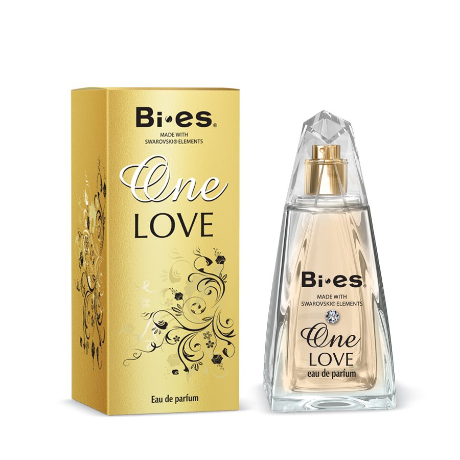 BI-ES EDP ONE LOVE 100ML / 537