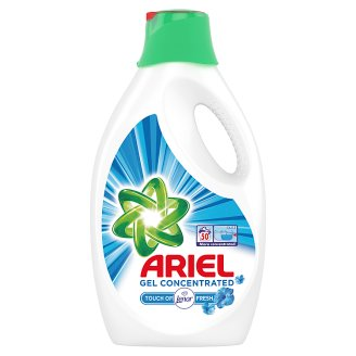 Ariel Touch of Lenor fresh gél 2,75L / 50 PD