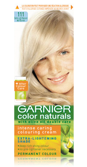 GARNIER COLOR NATURALS 111 SUPERZOSVETĽUJÚCA POPOLAVÁ BLOND