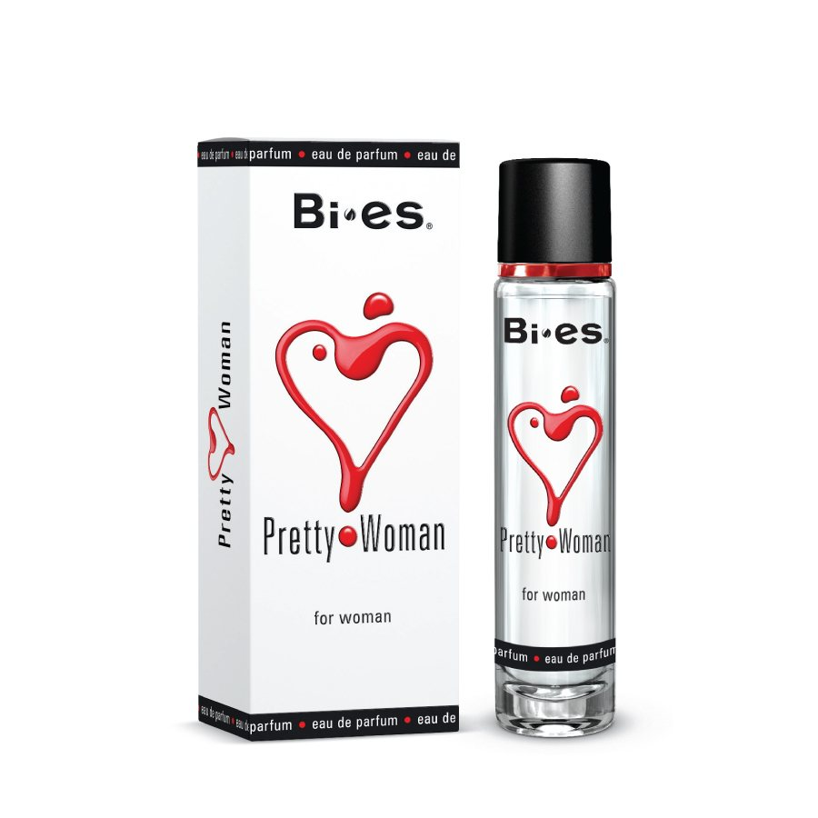 BI-ES EDT PRETTY WOMAN BLUE 50ML / 143