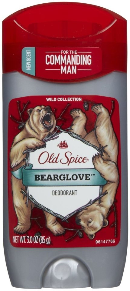 OLD SPICE 50ML DEODORANT STICK BEARGLOVE