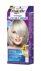 PALETTE INTENSIVE COLOR CREME 100ML  C9 STRIEBRISTÝ BLOND